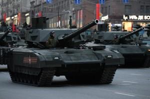 New Russian T-14 MBT