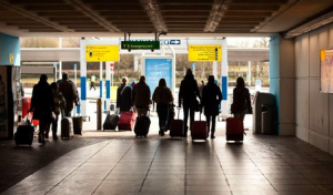 AIRPORT arrivals-C