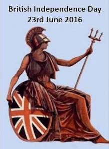 BREXIT 31 Independence Day