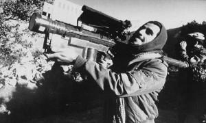 BENGHAZI Arab fires stinger