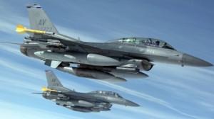 BENGHAZI F16s facingright